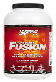 Champion Nutrition Pure Whey Fusion 5LB