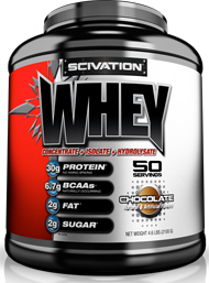 Scivation Whey Protein 2100g (50回分) SCIVATION ホエイプロテイン
