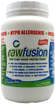 SAN Raw Fusion 30servings 2LB 2本セット