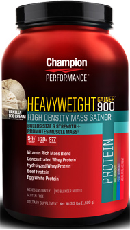 Champion Nutrition Heavyweight Gainer 900 7LB(3178g)