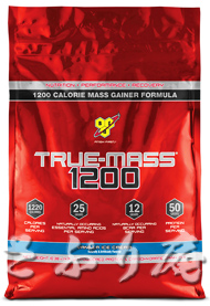 BSN TRUE-MASSR 1200 ULTRA-PREMIUM SUPER MASS GAINER 10.25LB