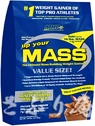 MHP Up Your Mass 10LB(4540g)