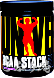 UNIVERSAL Bcaa Stack 250g 3本セット