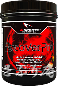 AI SPORTS Recover Pro 1000g 3本セット