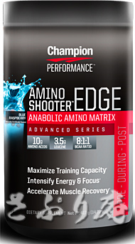 Champion Amino Shooter Edge 30servings 3本セット