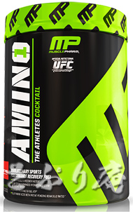 MUSCLE PHARM AMINO 1 50servings