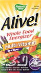 Nature's Way Alive! Multi-Vitamin 90Vcap