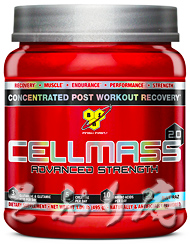 BSN CELLMASS 2.0 50 Servings 2本セット